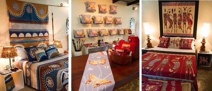 Afrikaans interieur kleuren idee n en inspiratie - Interieur decoratie ideeen ...