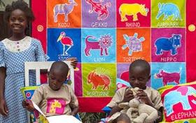 Kids collectie safari fun