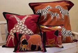 Kussenhoes Safari